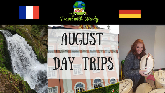 AUGUST DAY TRIPS