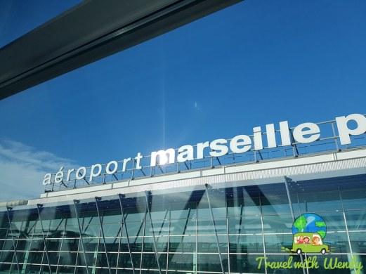 Airport Marseille