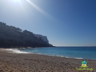 Beachy dreams in Cassis
