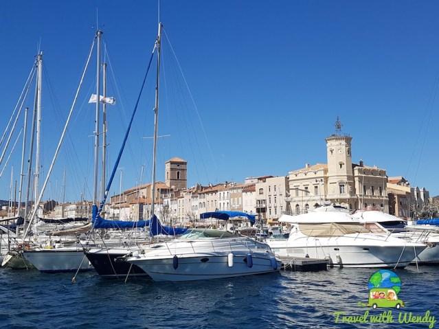 La Ciotat - harbor