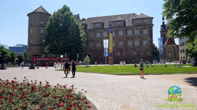 Landesmuseum in Stuttgart