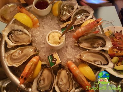 Oysters from around the world