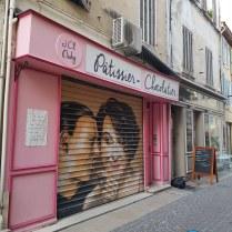 Store front - Patissier and Chocolatier