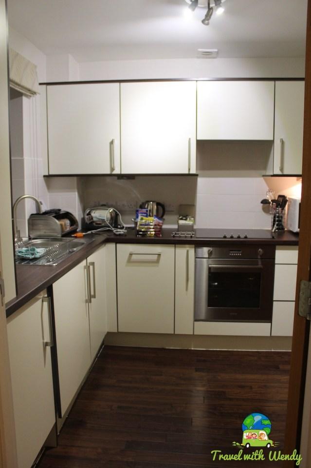Fabulous accommodations GREAT kitchen
