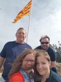 Having fun in Begur