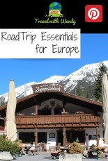 Pin me for later- Road Trips Essentials
