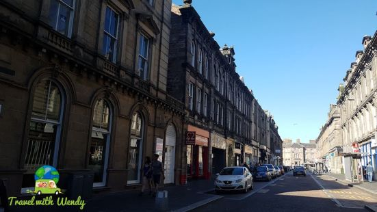 Streets of Inverness