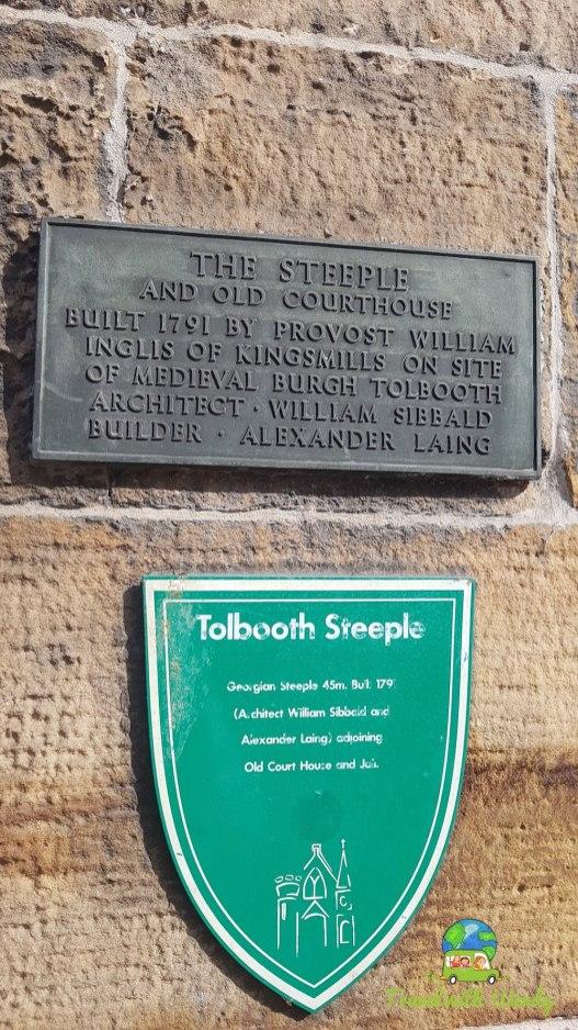 Tollbooth Steeple