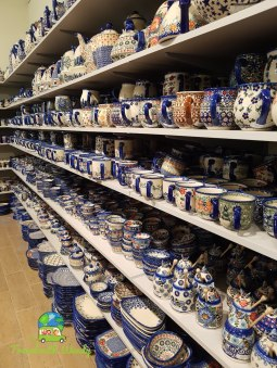 Andy showroom mugs
