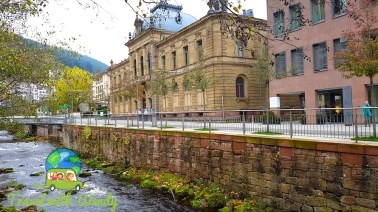 Town of Bad Wildbad = Swim Article