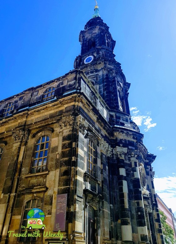 Evangelical Church - Dresden