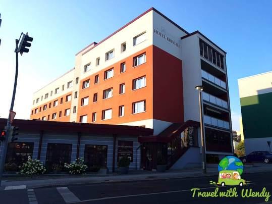 Hotel Kristall - Weißwasser Germany