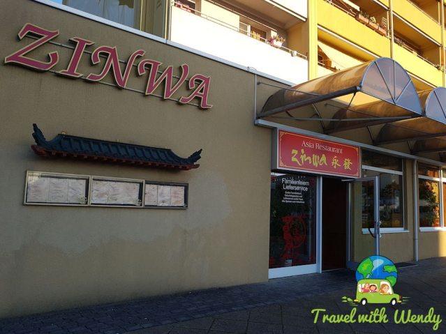 Restaurant Zinwa - Weißwasser, Germany