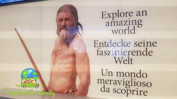 Italy - the amazing world of Otzi