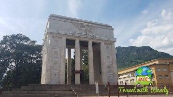 Victory tower of Oppression - Bolzano - ITALY