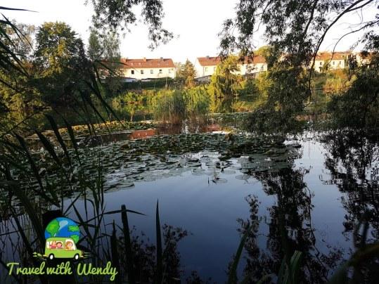 Lakes around Weißwasser