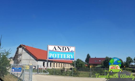 Welcome to Andy Pottery