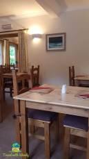 Edinbane Inn- dining room