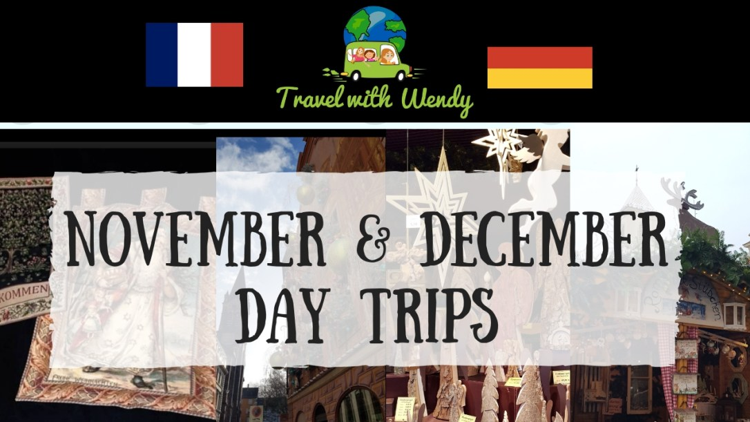 NOV & DEC DAY TRIPPING