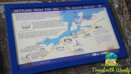 Settlers from the Sea - trails around the Isle