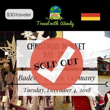 Baden-Baden Sold Out