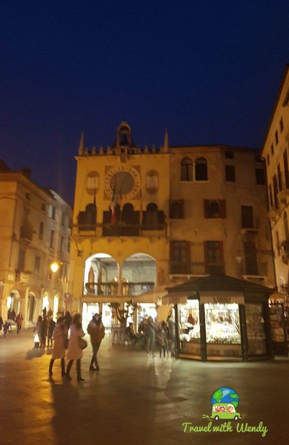Beautiful Italy at night - Bassano - Nove