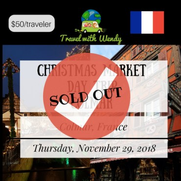 Colmar - sold out