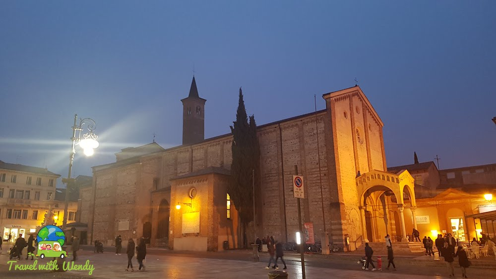 Gorgeous town of Bassano