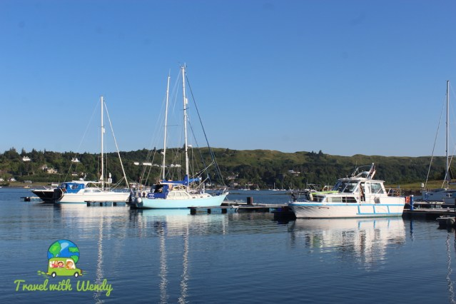 Karrera Harbor - Oban - Scotland