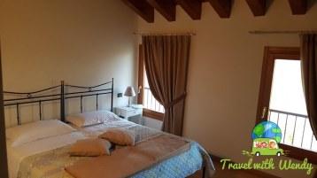 Our Room at Agriturismo Crocerone - Nove
