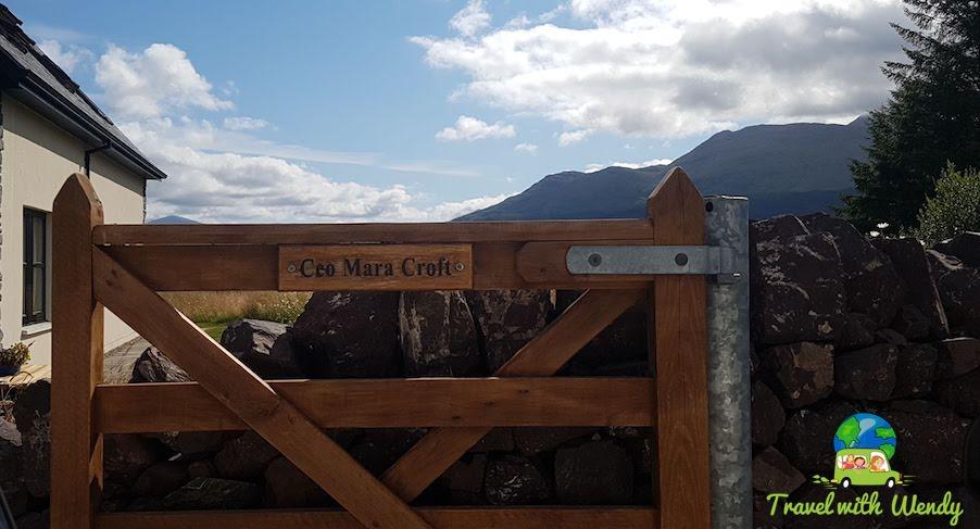 Welcome to Ceo Mara Croft - Oban, Scotland