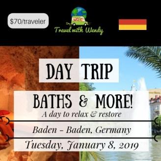 DAY TRIP - BB - JAN 8, 2019