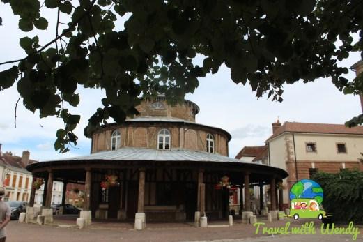 Round House Market - Ervy Le Chatel - France