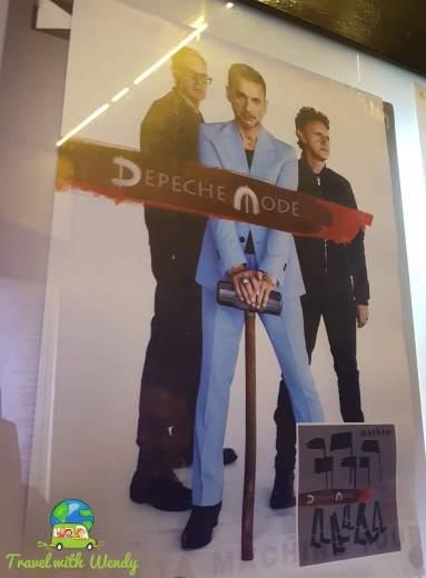 Depeche Mode Bar