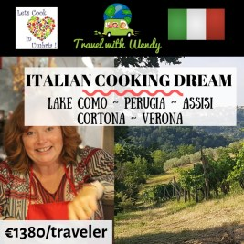 Italian Cooking Dream - Destination tours