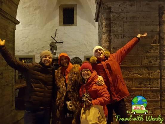 Making Friends in Estonia