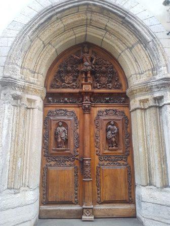 Medieval doorways - Tallinn