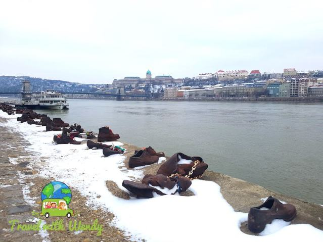 Shoes on the Danube - Budapest, Hungary