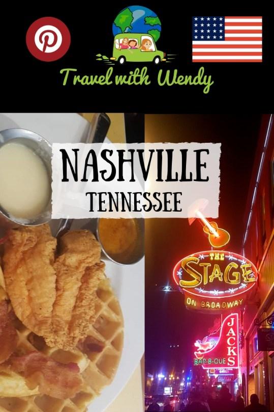 Visit Nashville ~ USA