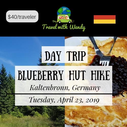 Blueberry Hut HIKE - DAY TRIP 2019
