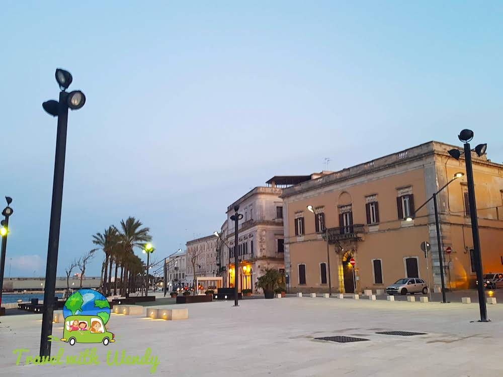 Harbor of Brindisi