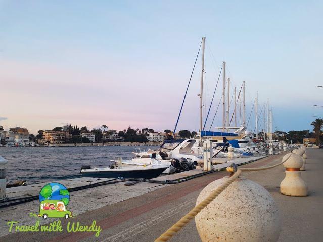 Harbor - Brindisi Italy