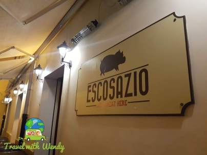 Let's Meat HERE - Escosazio