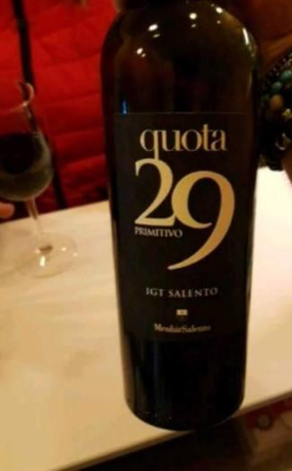 Primitivo from the region - Brindisi Wine