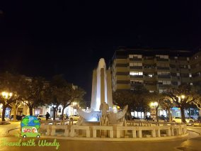 Sailor Monument in Brindisi