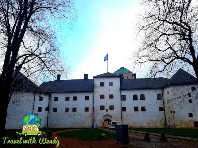 Bigger picture of the Castle in Turku