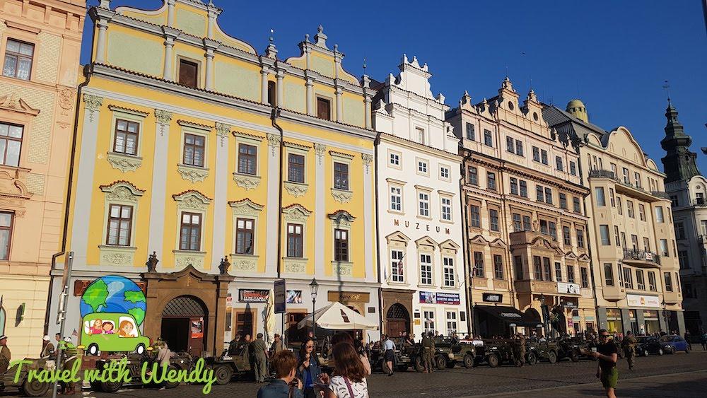 Beautiful Republic Square
