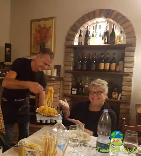 Pasta pasta - YUM