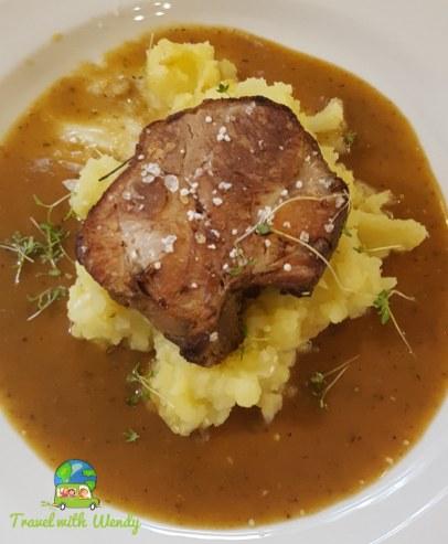 Pork and potatoes - in PIlsen