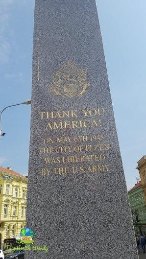 Thank you America!